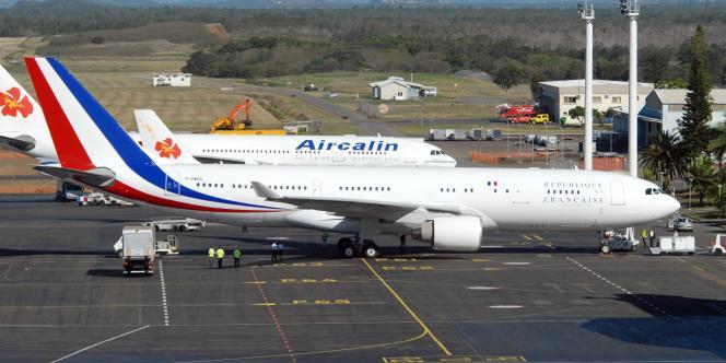 L'avion présidentiel Airbus A330 surnommé