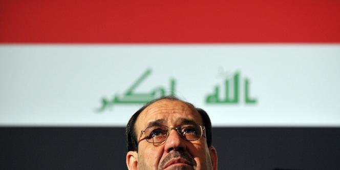 Nouri Al-Maliki, en avril 2009.