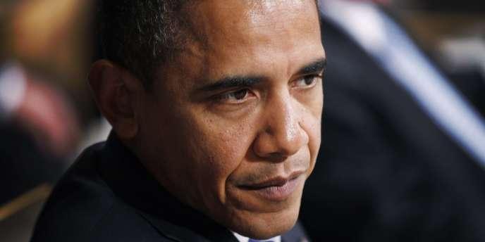 Barack Obama, le 13 novembre au Japon.