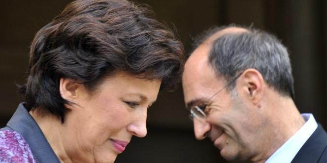Roselyne Bachelot, qui hérite du ministère de la solidarité, devra gérer la réforme de la dépendance.