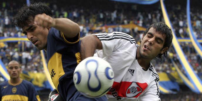 River Plate accueille mardi soir son rival de Boca Juniors.