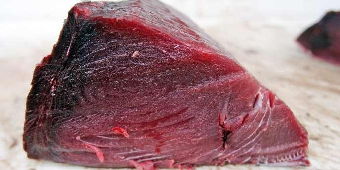 Les poissons les plus péchés, le thon et le rouget, sont aussi les plus mal étiquetés.