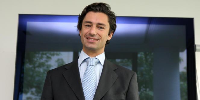 Laurent Solly, ex-directeur général de TF1 Publicité, sera à la tête de Facebook.