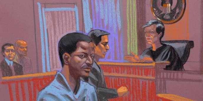 Les jurés new-yorkais n'ont retenu qu'un chef d'accusation contre le Tanzanien Ahmad Khalfan Ghailani, celui de
