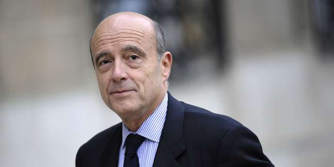 Alain Juppé, en novembre 2010 à Paris.
