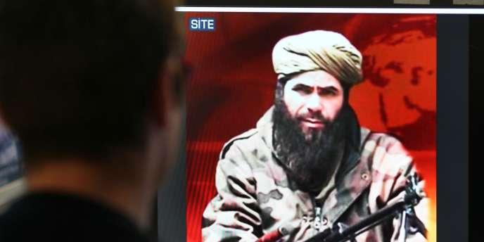 Abou Moussaab Abdelouadoud, considéré comme le chef d'Al-Qaïda au Maghreb, le 19 novembre 2010.
