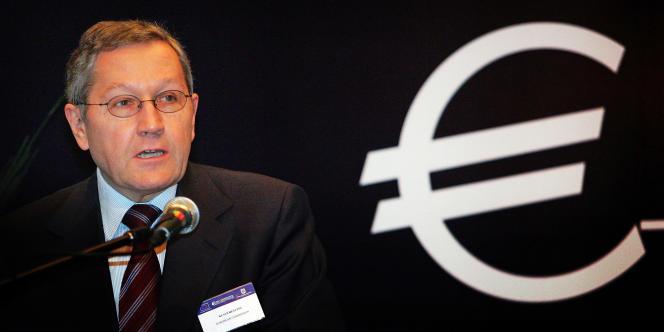 Le directeur du Fonds européen de stabilité financière, Klaus Regling, a salué la