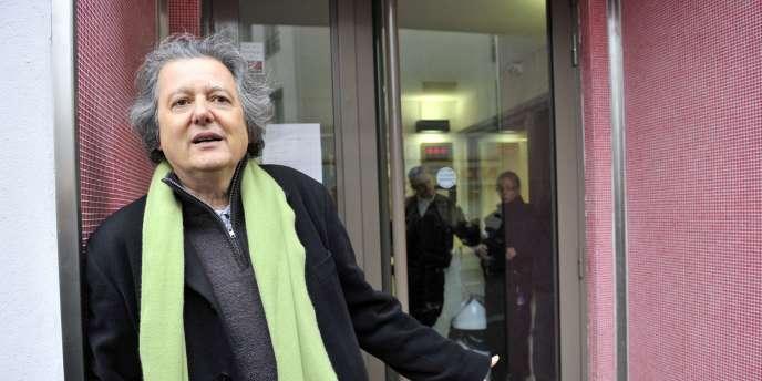 Les positions de Pierre Haski – ici en 2011 –, directeur de Rue89, contre la