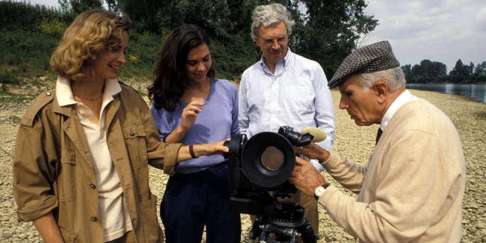 Une scène du film documentaire français d'Isabelle Partiot-Pieri,