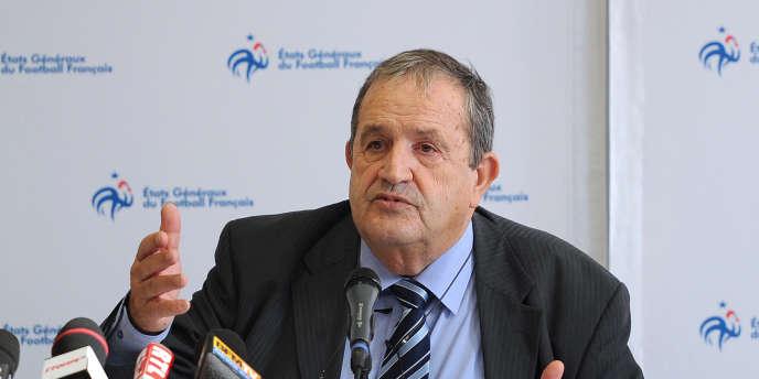 Fernand Duchaussoy, actuel président par intérim, sera bien candidat à la présidence de la FFF.