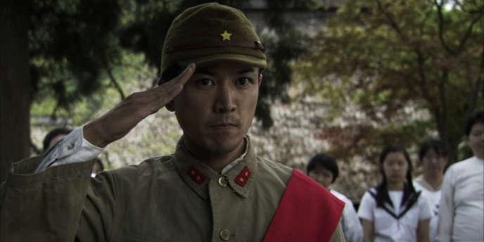 Une scène du film japonais de Koji Wakamatsu,