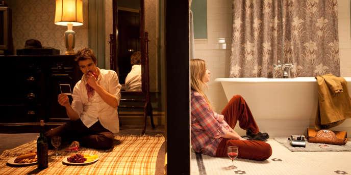 Rupert Friend et Clémence Poésy dans le film franco-canadien de Benoît Philippon,