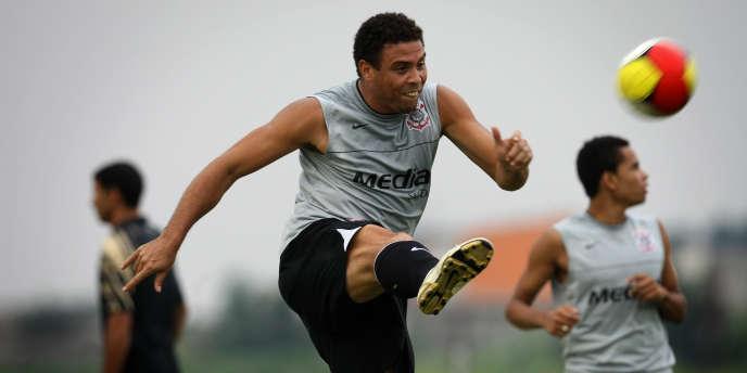 Selon Jean-Pierre de Mondenard, Ronaldo pourrait avoir eu recours au dopage.