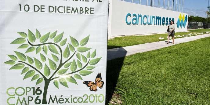 Plus de 190 pays se retrouvent lundi au Mexique pour tenter de redynamiser la lutte contre le changement climatique.