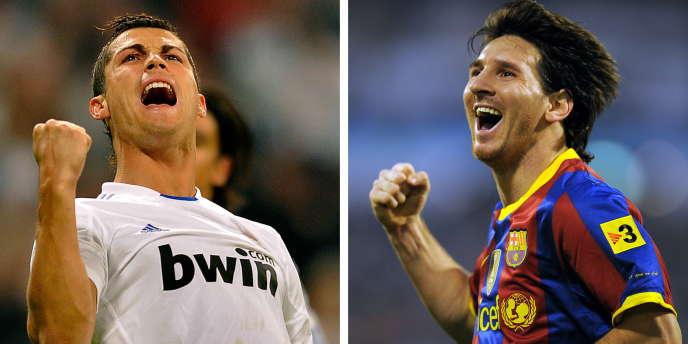Le Madrilène Cristiano Ronaldo et le Barcelonais Leo Messi s'affrontent lundi 29 novembre à 21 heures.