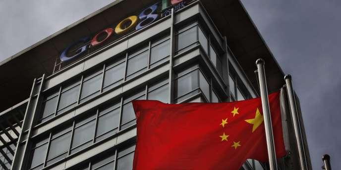 Selon un informateur des diplomates américains, l'opération contre Google aurait été
