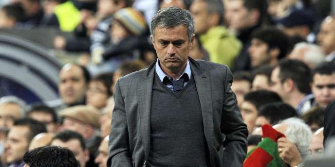 José Mourinho, le 20 novembre 2010.
