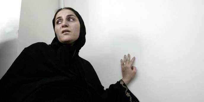 Shahla Jahed, reconnue coupable d'avoir tué l'épouse d'un footballeur iranien, a été pendue mercredi 1er décembre en Iran.