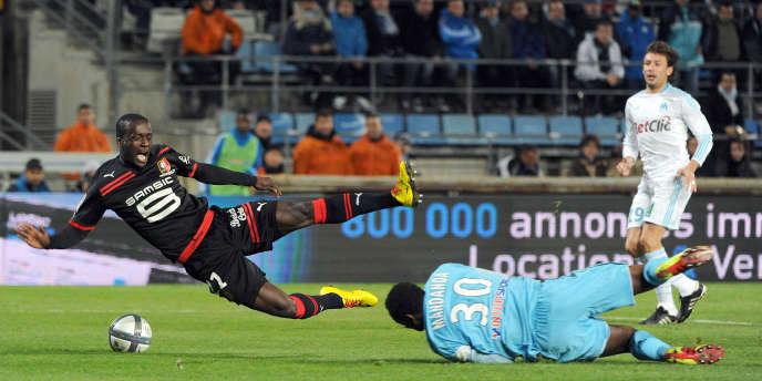 Marseille et Rennes ont fait 0 à 0 mercredi 1er décembre.