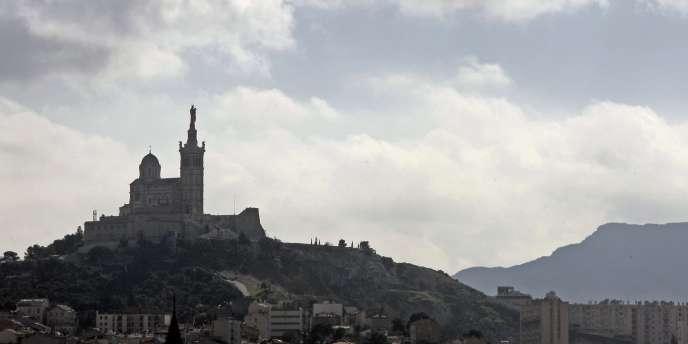 Les hauteurs de Marseille.