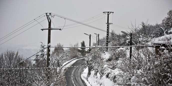 La France reste le pays le plus exportateur d'électricité en Europe de l'Ouest.