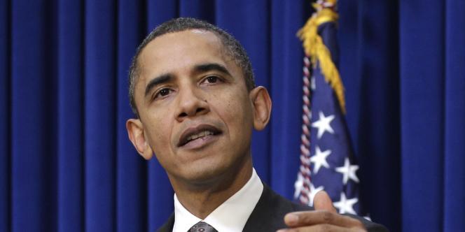 Le président américain, Barack Obama, le 30 novembre 2010.