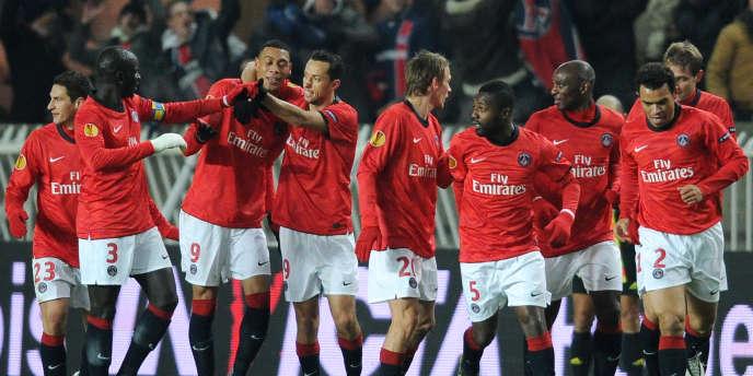 Le PSG a réalisé une excellente première moitié de saison.