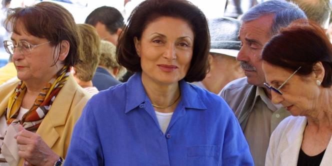 La députée UMP Murielle Marland-Militello, en mai 2002.