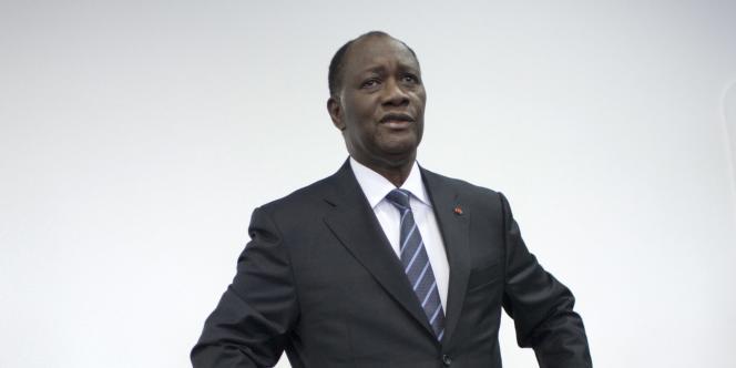 Alassane Ouattara a revendiqué la victoire, après le soutien des Nations Unies.