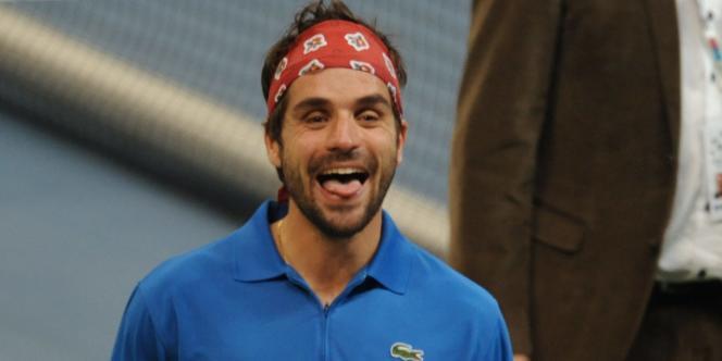 Arnaud Clément a été officiellement nommé capitaine de l'équipe de France de Coupe Davis.