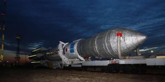 Les trois satellites de type Glonass-M devaient compléter la constellation du système conçu par la Russie pour rivaliser avec le système de navigation américain GPS.