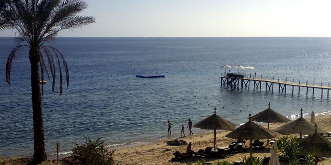 Charm el-Cheikh est une station balnéaire très prisée de la cote égyptienne.