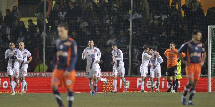 Lisandro s'était mis en valeur le 4 décembre 2010 lors du match aller entre l'OL et Montpellier.