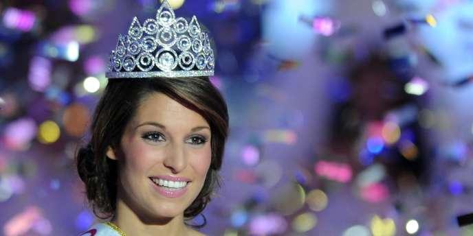 Miss France 2011, élue par les téléspectateurs de TF1, est Laury Thilleman, 19 ans, Miss Bretagne.