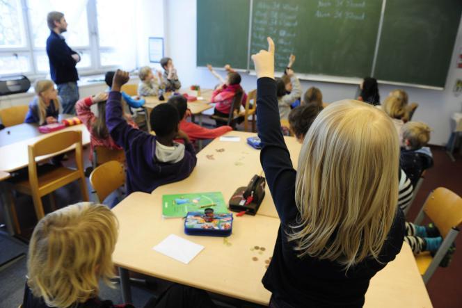 Vingt-cinquième du classement PISA de l'OCDE, la France a besoin d'un