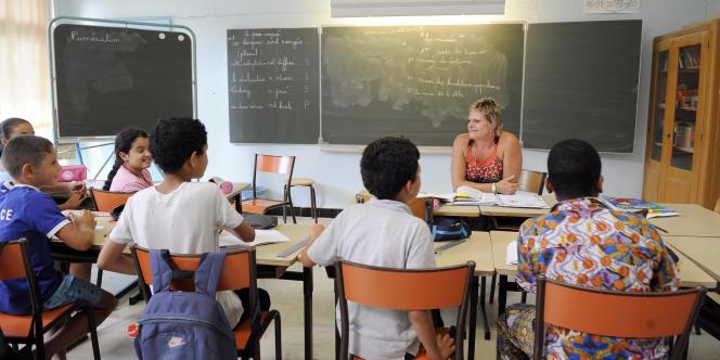 Le ministère de l'éducation n'a pas souhaité commenter les informations dévoilées par la fédération UNSA.