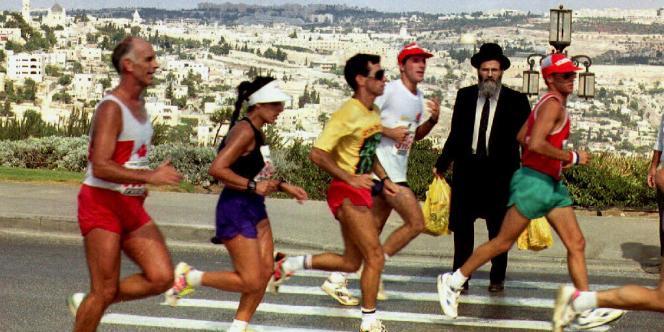 Le premier semi-marathon de Jerusalem a été disputé en 1992.