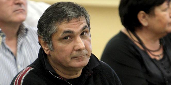 Zakhar Kalachov, lors de son procès à Madrid, en juin 2010.