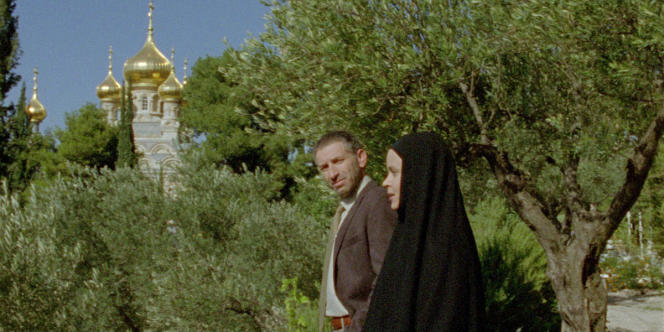 Une scène du film israélien d'Eran Riklis,
