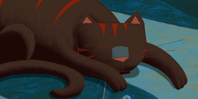 Une image du film d'animation français d'Alain Gagnol et Jean-Loup Felicioli,