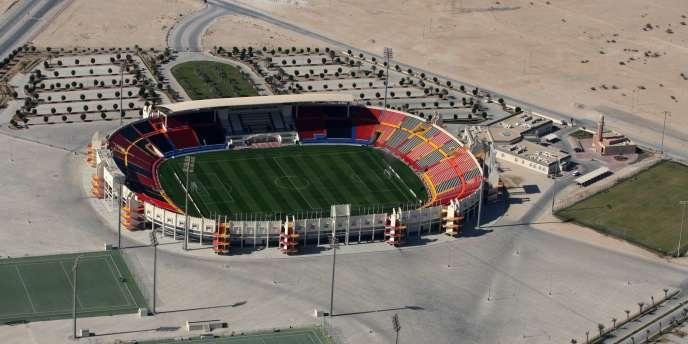 Les températures peuvent atteindre 50°C en été au Qatar, pays organisateur de la Coupe du monde2022.