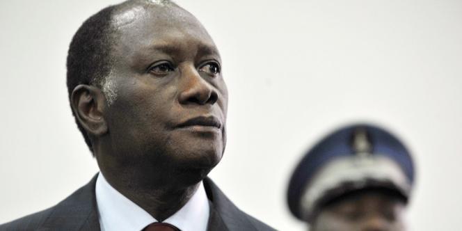 Alassane Ouattara sera investi président de la Côte d'Ivoire samedi 21 mai.