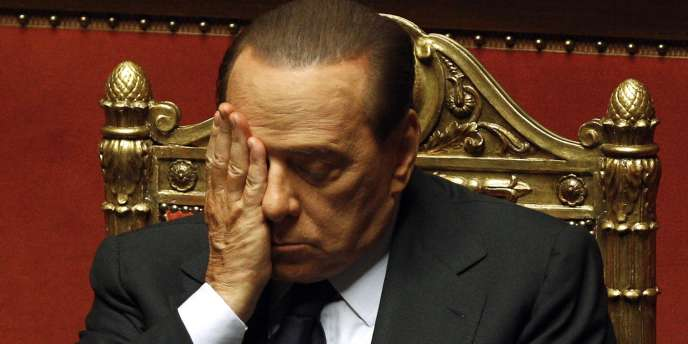 L'ancien président du Conseil italien, Silvio Berlusconi.