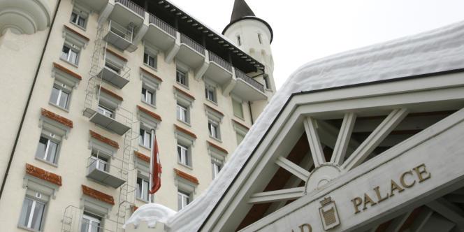 La station suisse de Gstaad et ses galeries attirent les collectionneurs fortunés.