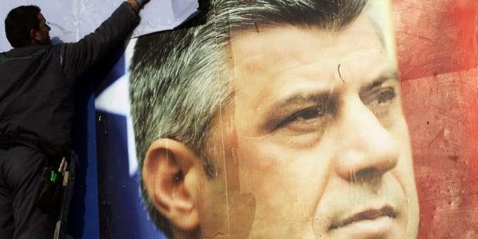 La formation de Hashim Thaçi est arrivée en tête des élections législatives du 12 décembre, selon les résultats communiqués lundi par la commission électorale.