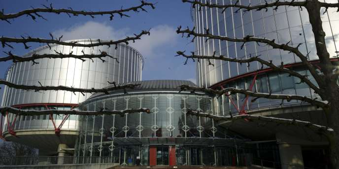 Le siège de la Cour européenne des droits de l'homme, à Strasbourg.