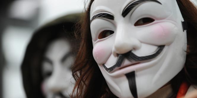 Manifestation en faveur du cofondateur de WikiLeaks, Julian Assange, le 19 décembre à Istanbul.