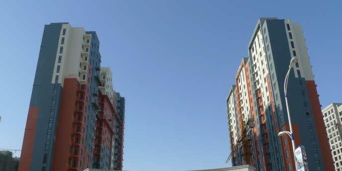 Le secteur immobilier chinois est particulièrement concerné par la surabondance de prêts.