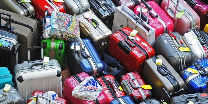 La SNCF propose un service d'enlèvement de bagages à domicile pour 33 euros.