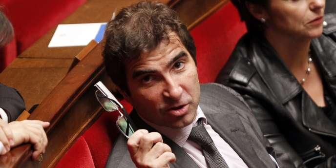 Christian Jacob, président du groupe UMP à l'Assemblée nationale.